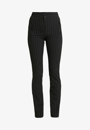 ALECIA TROUSER - Pantalones - black