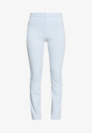 ALECIA TROUSER - Trousers - light blue