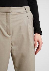 Weekday - MARSHA TROUSER - Kalhoty - light mole - 5