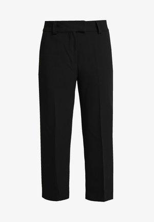 SYDNEY TROUSERS - Pantalon classique - black