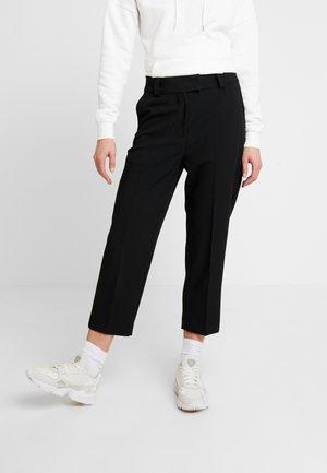 SYDNEY TROUSERS - Trousers - black