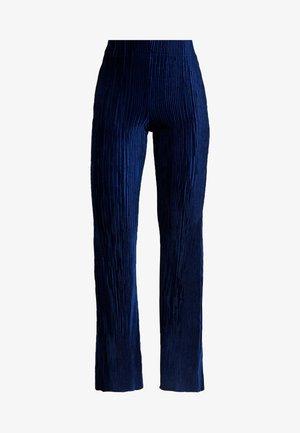 ADA - Kalhoty - midnight blue