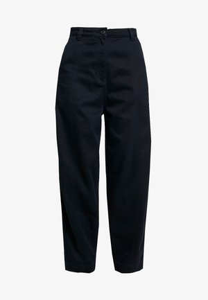 TAMI TROUSER - Trousers - navy