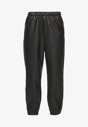 DEANNA TROUSER - Trousers - black