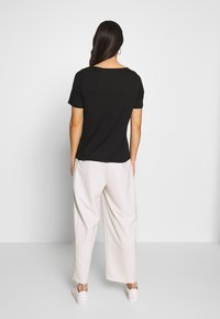 Weekday - NIGELLA TROUSER - Trousers - mole dusty light - 2