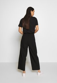 Weekday - NIGELLA TROUSER - Bukse - black