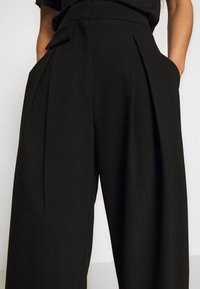 Weekday - NIGELLA TROUSER - Bukse - black - 3