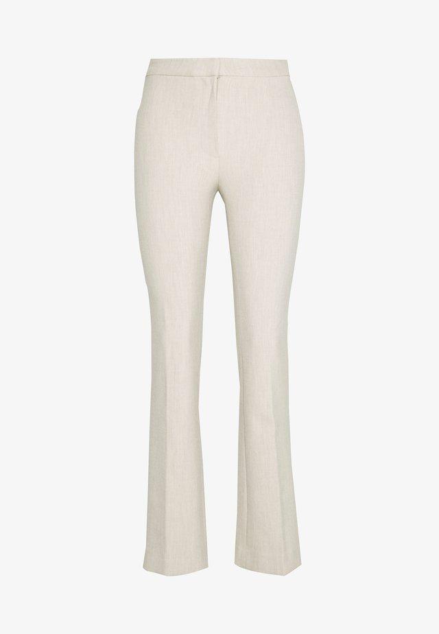 CHANA TROUSER - Bukse - beige