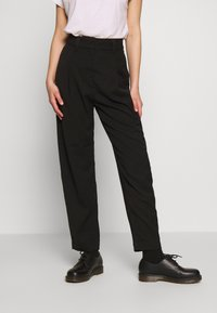 Weekday - TROUSER - Bukse - black - 0