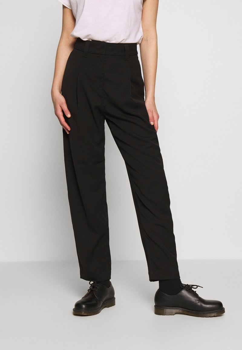 Weekday - TROUSER - Bukse - black
