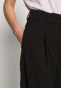 Weekday - TROUSER - Bukse - black - 4