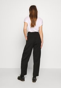 Weekday - TROUSER - Bukse - black - 2