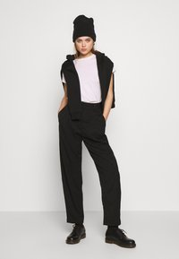 Weekday - TROUSER - Bukse - black - 1