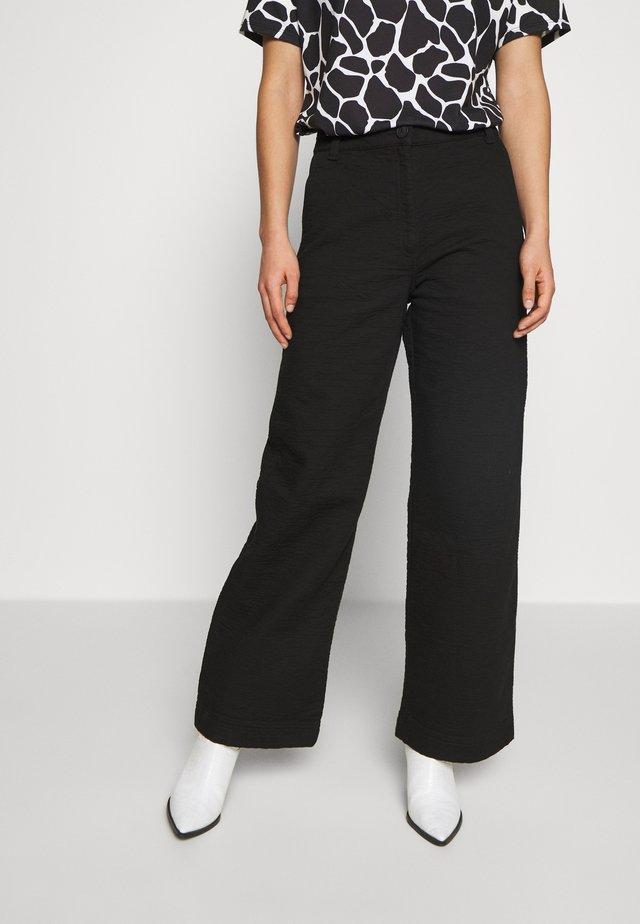 DELILAH TROUSER - Trousers - black