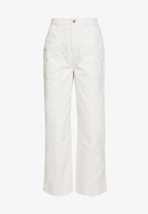 GWYNETH TROUSER - Pantalon classique - light beige