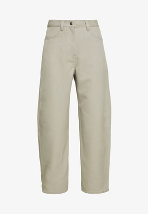ZOIE TROUSER - Pantalones - light mole