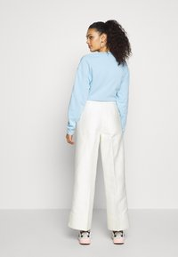 Weekday - TROUSERS - Trousers - white - 2