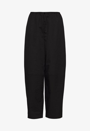 PEARL TROUSERS - Joggebukse - black