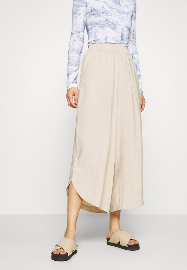 SPRINGER TROUSERS - Trousers - beige