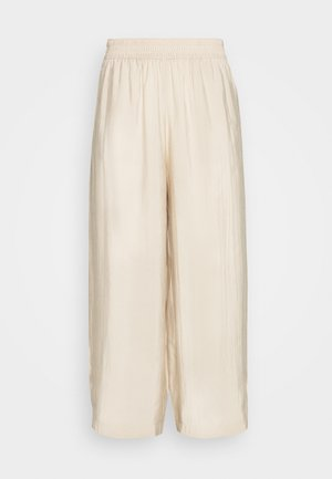 SPRINGER TROUSERS - Bukse - beige