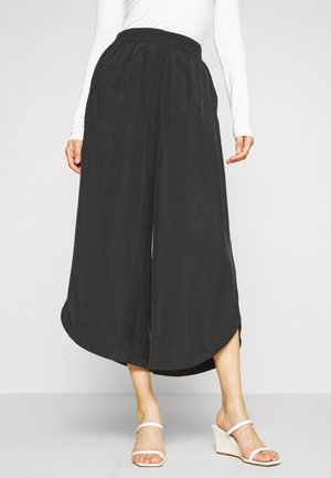 SPRINGER TROUSERS - Trousers - black