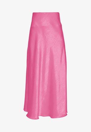 IDA SKIRT - A-linjainen hame - bright pink