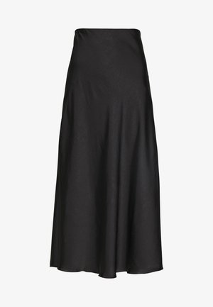 IDA SKIRT - Gonna a campana - black
