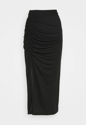 AMALA SKIRT - Pencil skirt - black