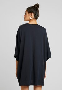Weekday - HUGE DRESS - Jersey dress - blue dark - 2