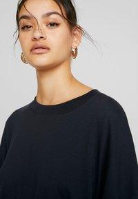 Weekday - HUGE DRESS - Jersey dress - blue dark - 3