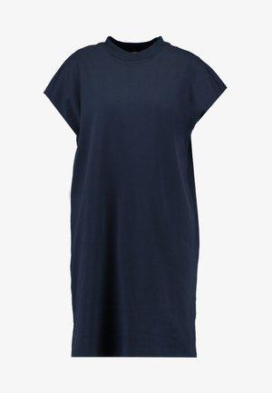 PRIME DRESS - Jersey dress - dark blue