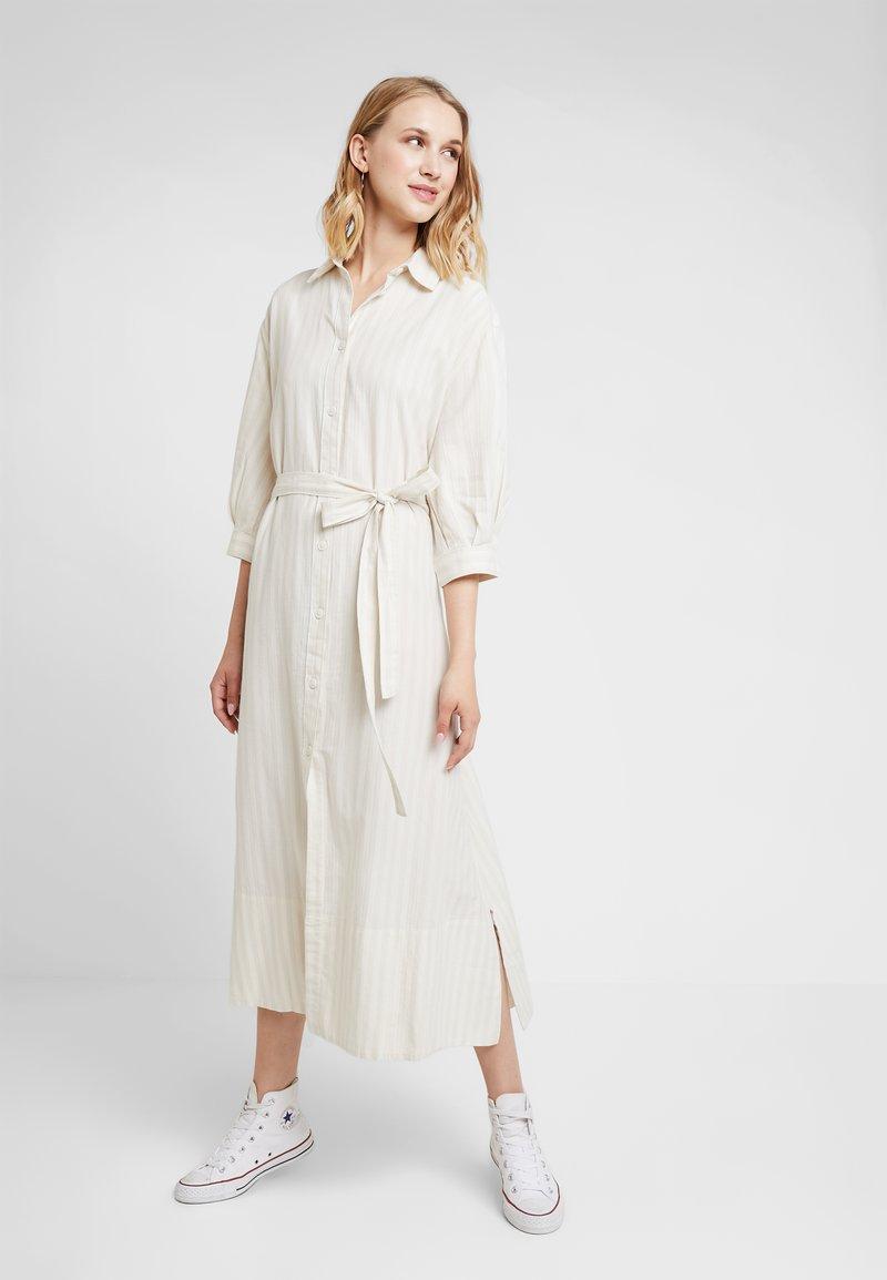 Weekday - GENRE DRESS - Maxi dress - off white