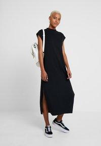 Weekday - ALMA DRESS - Jerseykjole - black - 1