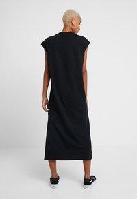 Weekday - ALMA DRESS - Jerseykjole - black - 2