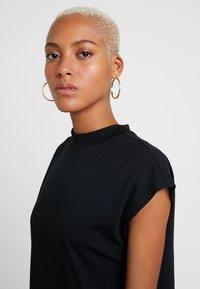 Weekday - ALMA DRESS - Jerseykjole - black - 4
