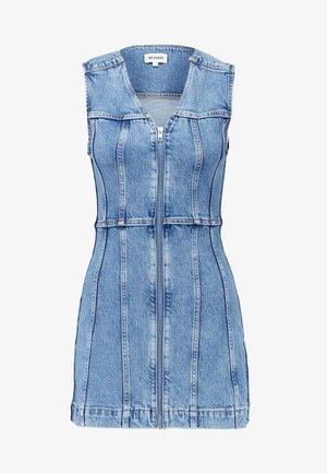 DAY DRESS - Jeanskleid - pen blue