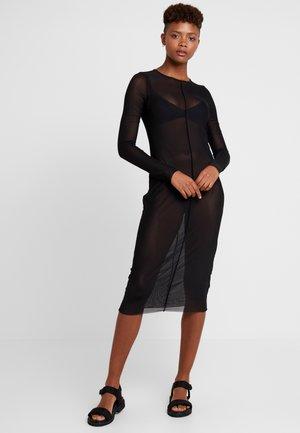 EMELIE DRESS - Fodralklänning - black