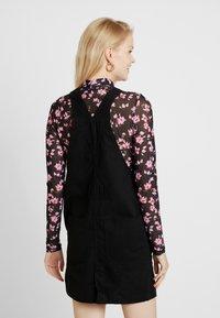 Weekday - OLIVE DRESS - Vardagsklänning - black - 2
