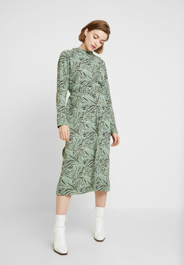 DAVIDA DRESS - Blusenkleid - rolling