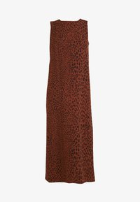 Weekday - MORGAN DRESS - Denní šaty - brown - 4