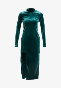 Weekday - BONITA DRESS - Kjole - dark green