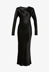 Weekday - BIRDIE DRESS - Denní šaty - black - 4