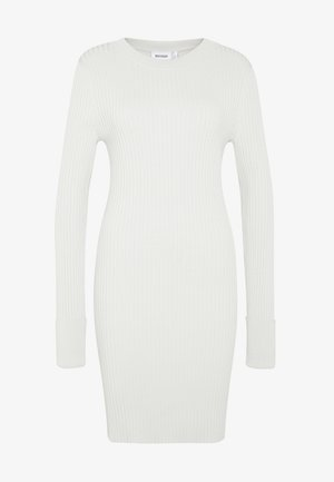 JEWEL DRESS - Robe fourreau - mole dusty light