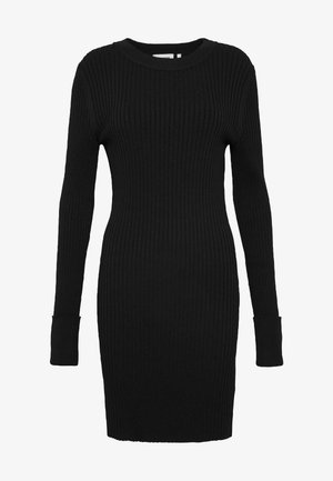 JEWEL DRESS - Robe fourreau - black