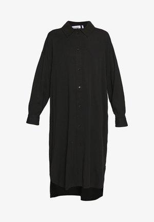 GLADYS DRESS - Robe chemise - black