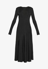 Weekday - KAREN DRESS - Jersey dress - black - 4
