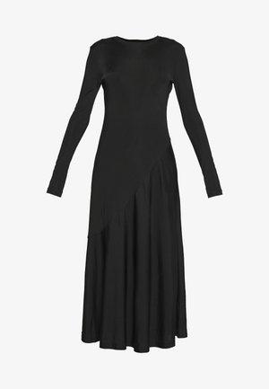 KAREN DRESS - Jersey dress - black