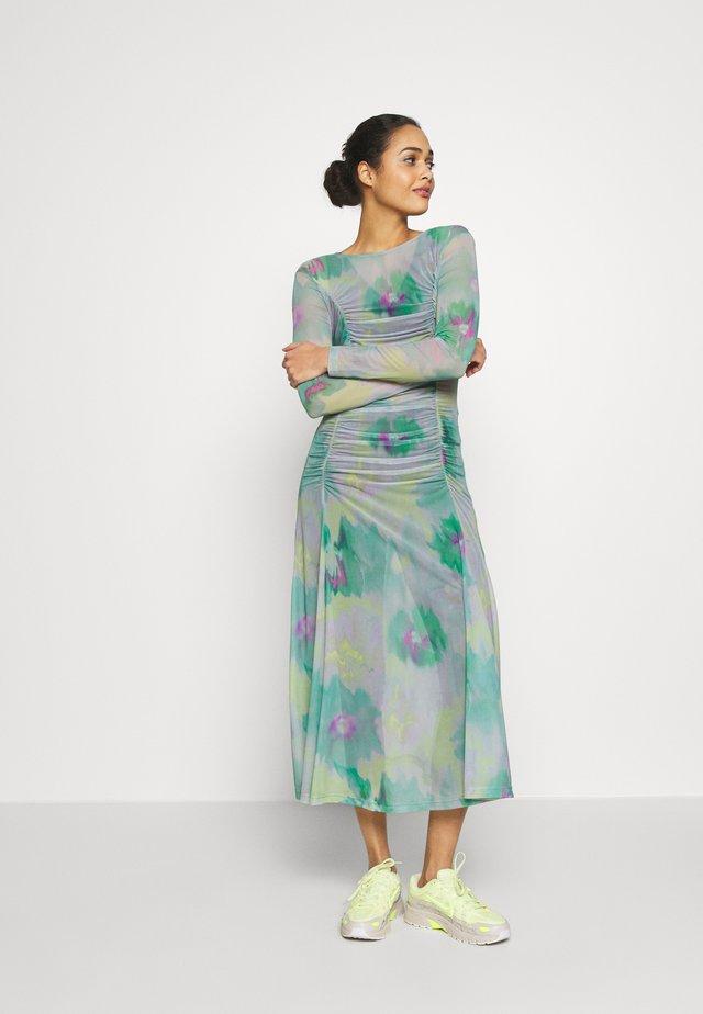 KAYLEE DRESS - Vestido informal - dusty green