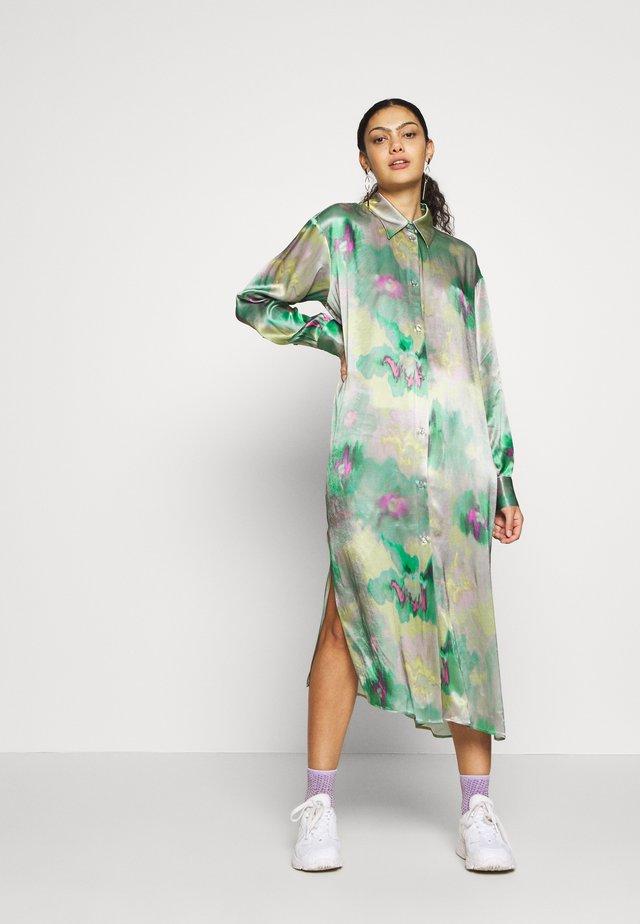 PARISA DRESS - Blusenkleid - multi-coloured