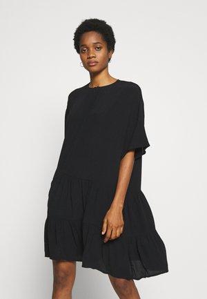 IVA DRESS - Korte jurk - black